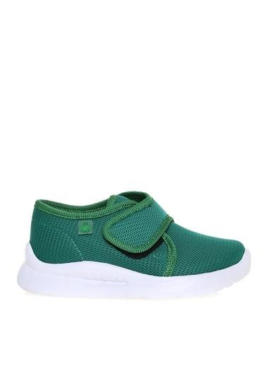 Benetton Benetton BN-30000 Erkek Yürüyüş Ayakkabısı Yeşil
